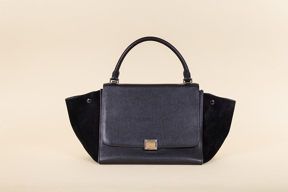 5bd13f8cfa Celine Medium Trapeze Bag