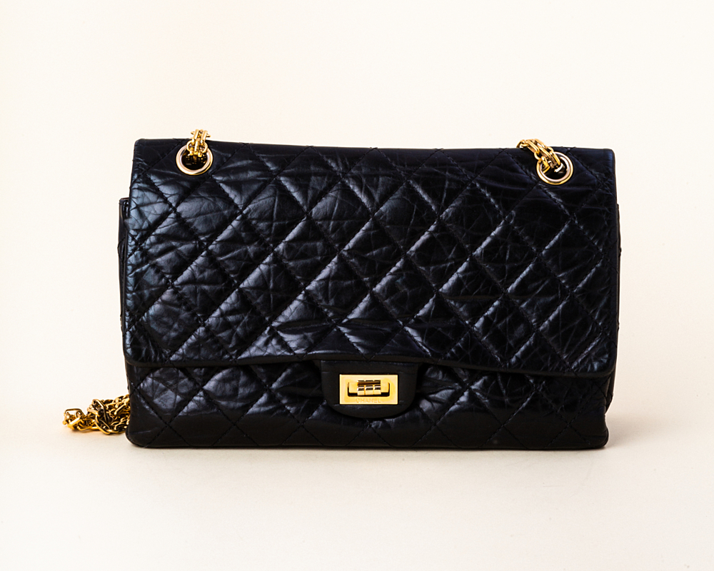 4e4bb16df5b789 Chanel 2.55 Reissue 226 Double Flap Bag | Vivrelle