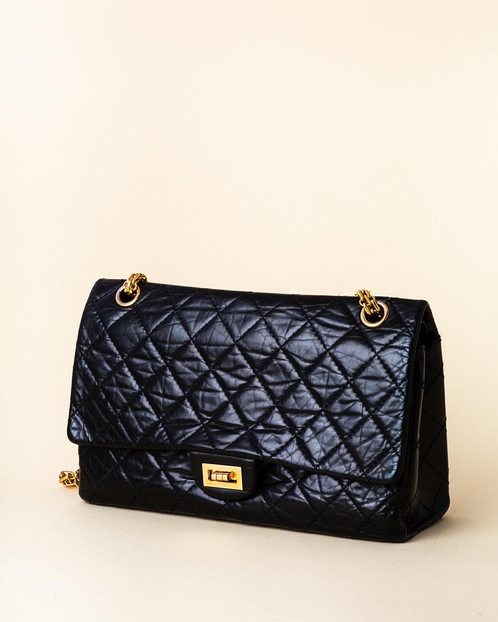 b9766b96de84 Chanel 2.55 Reissue 226 Double Flap Bag | Vivrelle