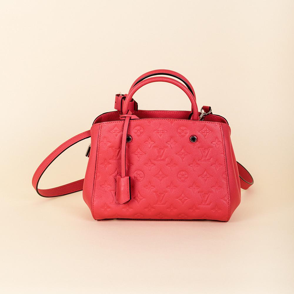 Louis Vuitton Empreinte Montaigne BB Bag  e22916af4a3d9